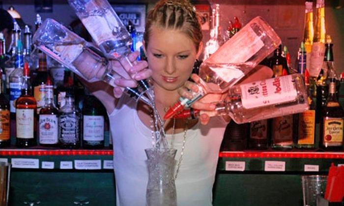 Boston Bartenders School - Boston: $145 for a 32-Hour Bartending Certificate Program at Boston Bartenders School ($445 Value)