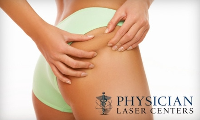 Physician Laser Centers - Paradise Valley: $99 for VelaShape Body-Contouring and Cellulite-Reduction Treatment at Physician Laser Centers ($400 Value)