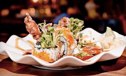 $30 Groupon to Sapporo Grill Japanese Steakhouse - Sapporo Grill Japanese Steakhouse in Sacramento