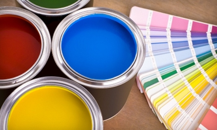 Spectrum Paint - Multiple Locations: $10 for $20 Worth of House Paint and Supplies at Spectrum Paint