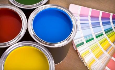 $20 Groupon to Spectrum Paint - Spectrum Paint in Tulsa