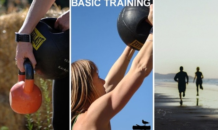 Basic Training - South Pointe: Five Fitness Classes from Basic Training for $35 (Just $7 a Class)