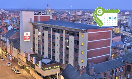 Nottingham: Double Room for Two with Breakfast and Option for Dinner at 4* Best Western Plus Nottingham City Centre