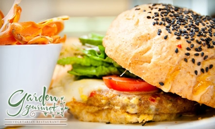 Garden Gourmet - Weslaco: $6 for $12 of Vegetarian and Vegan Cuisine at Garden Gourmet in Weslaco