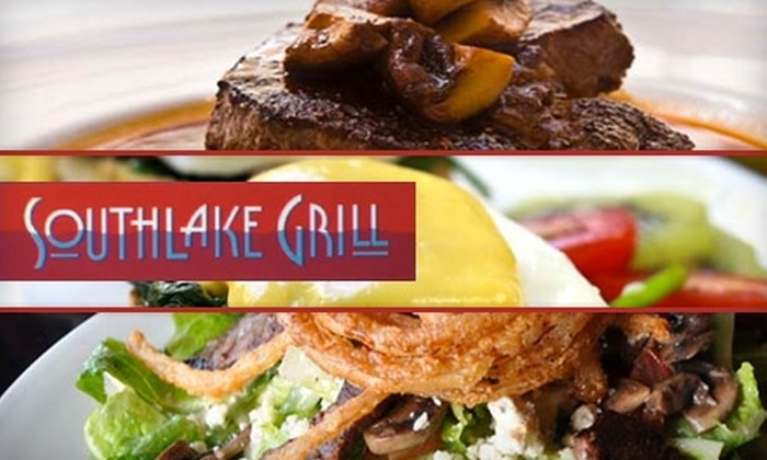 Southlake Grill - South-Lake Union: $10 for $25 Worth of Fresh Fare and Creative Cocktails at Southlake Grill