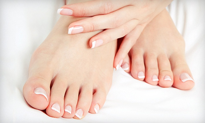 Nails by Briana @ 4th Street Studio  - Santa Rosa: Manicure and Pedicure Packages at Nails by Briana @ 4th Street Studio in Santa Rosa (Up to 59% Off)