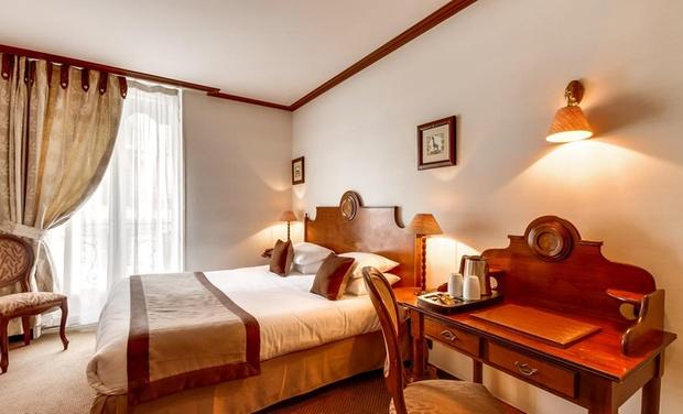 Villa montparnasse groupon for Hotel paris chambre 4 personnes