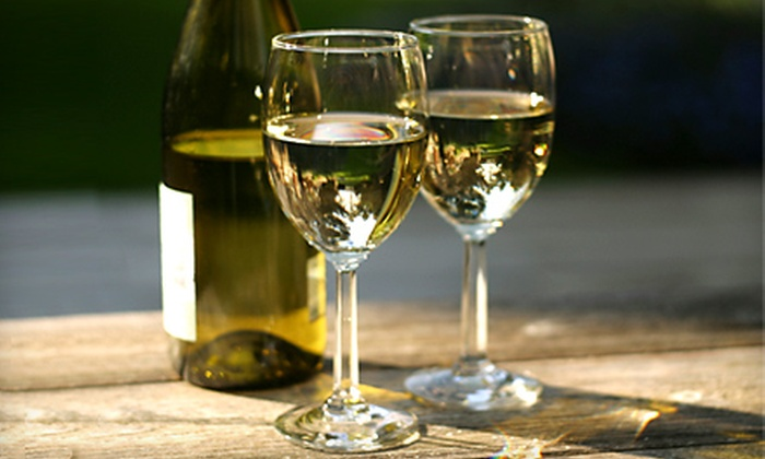 Neck of the Woods Winery - Backyard Vineyards: $22 for Wine Tasting, Pairing, and Tour for Two at Neck of the Woods Winery in Langley ($47 Value)