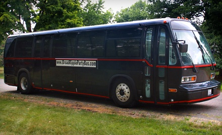 4-Hour Bus Rental on SundayThursday  - Broad Ripple Party Bus in