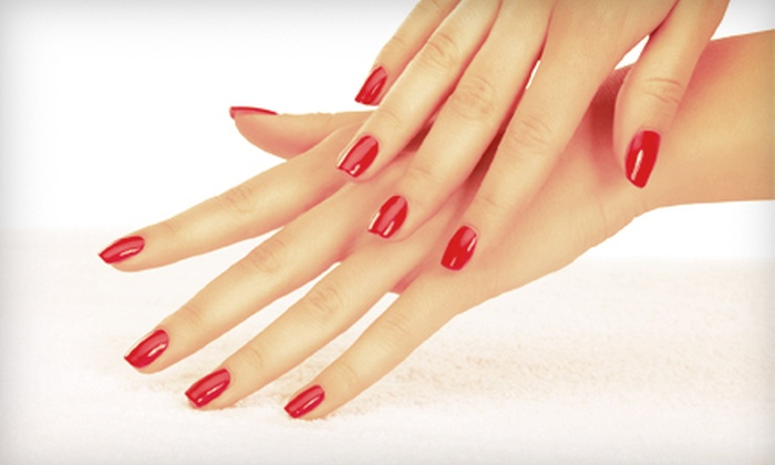 Sculpt Plus - Union Chapel: One or Two Basic Manicures at Sculpt Plus in Nixa (Up to 56% Off)