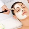 Soin du visage nettoyant et relaxant