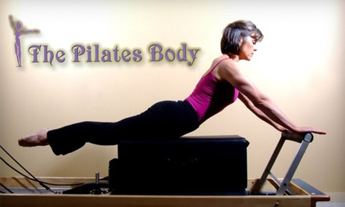 The Pilates Body - Multiple Locations: $34 for Six Yoga, Zumba, or Pilates Mat Classes at The Pilates Body