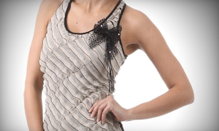 Savvy Boutique - Gililland: $20 for $50 Worth of Women's Apparel and Accessories at Savvy Boutique in Tempe