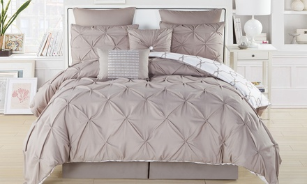 Esy Reversible Duvet Set (3-Piece)