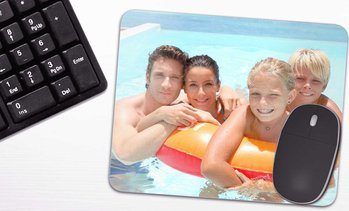 "Up to 68% Off 10"" x 8"" Personalized Mouse Pads from Printerpix"
