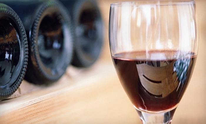 PRP Wine International - Rockford: $50 for Private In-Home Wine Tasting from PRP Wine International ($200 Value)