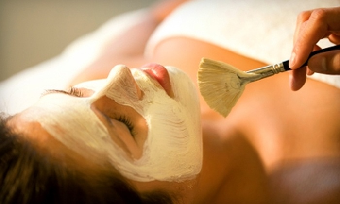 Steven L Marvin Salon & Wellness Spa - Delhi: $35 for a One-Hour Custom Facial at Steven L Marvin Salon & Wellness Spa in Holt ($70 value)