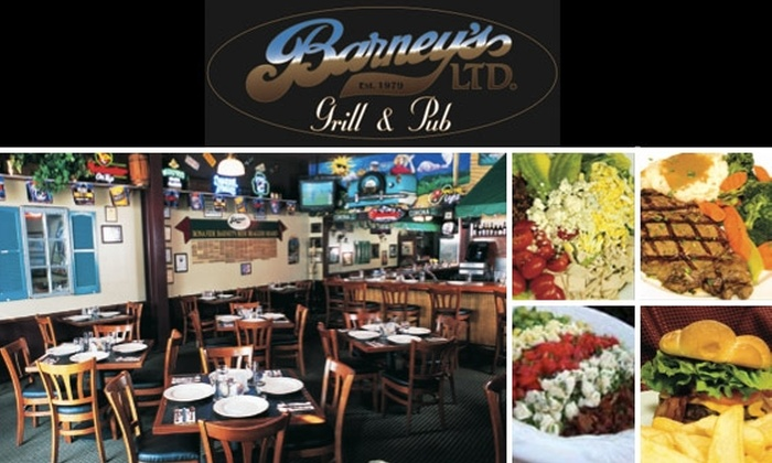 Barney's LTD - Los Angeles: $10 for $25 Worth of Beers, Burgers, Sandwiches, and More at Barney's LTD.
