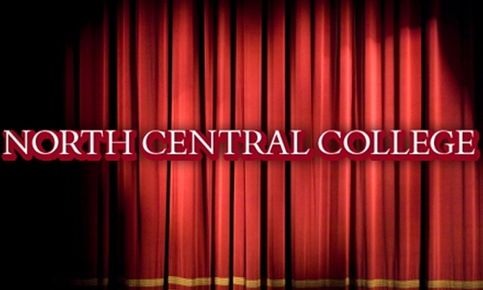North Central College - Multiple Locations: $20 for $40 Worth of Tickets for North Central College's Fine & Performing Arts 2011 Season in Naperville