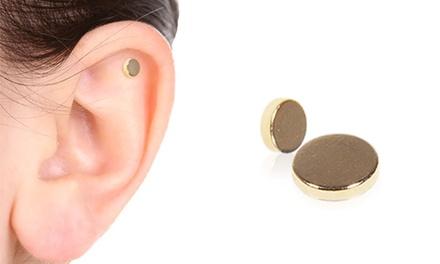 1, 2 o 4 packs de imanes antitabaco para los oídos