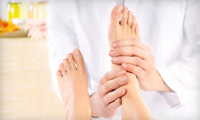 Healing Hands - Kingston: $38 for $60 Worth of Holistic Treatments and Consultation at Healing Hands Kingston ($85 Value)