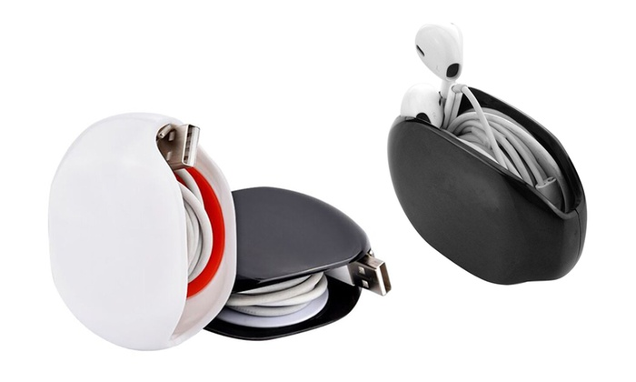 Two Cable or Headphones Organisers