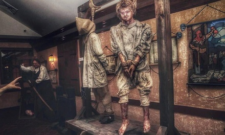 Admission to Medieval Torture Collection (Up to 31% Off). Three Options Available.