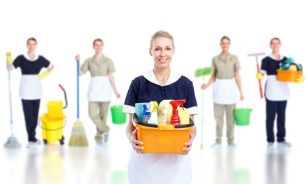 Up to Five Hours of House Cleaning and Ironing Service at Elite Line Cleaning Services (Up to 49% Off*)
