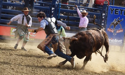 Gold Country Pro Rodeo In Auburn Ca Groupon