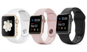 Apple Watch 1st Generation/Series 2/Series 3 (Refurbished A-Grade)