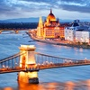 ✈ Prague, Vienna, and Budapest: 6 or 9 Nights with Flights