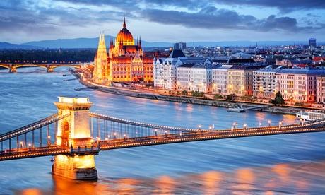 ✈ Budapest 4 días y 3 noches: Vuelo desde Madrid o Barcelona, alojamiento en hoteles 3* o 4* con desayuno