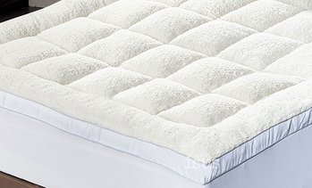 Ultra Soft Mattress Topper 1600GSM