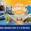 12 Months Unlimited Entry to 10 Attractions