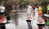 Central Florida Paddleboarding - Multiple Locations: Standup-Paddleboard Lesson or Eco Tour for One, Two, or Four at Central Florida Paddleboarding (Up to 49% Off)