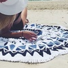 Round Beach Blanket
