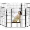 VidaXL Laufstall für Hunde