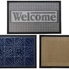 All-Weather Exterior Sculpted Door Mat