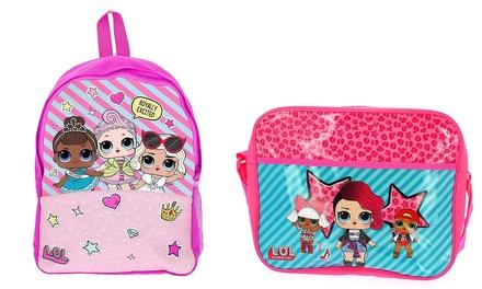 L.O.L. Suprise School Bag or Messenger Bag