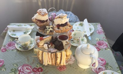 image for Afternoon Tea for Two at Kings Gardens Tea Room, Southport (39% Off)