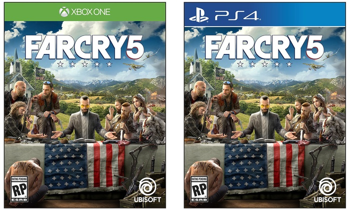 Far Cry 5 Xbox One Walmart