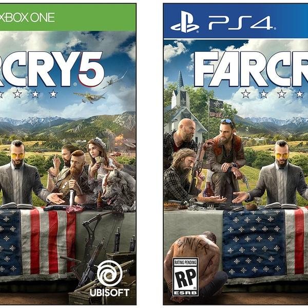 far cry 5 xbox one gameplay