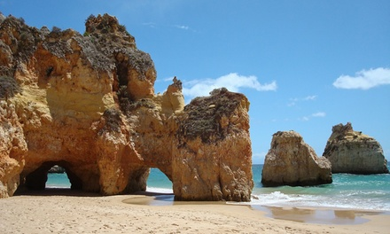 ✈ Algarve: 3, 5 or 7 Nights at a Choice of Hotels with Half Board and Return Flights*