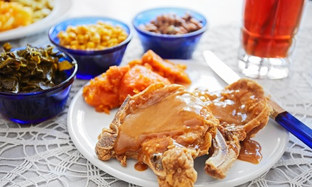 30% Cash Back at Roland's Soul Food And Fish