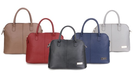 1, 2 ou 5 sacs à main Carla Belotti Cira, coloris au choix