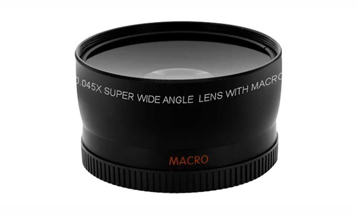 wide angle and macro camera lens groupon