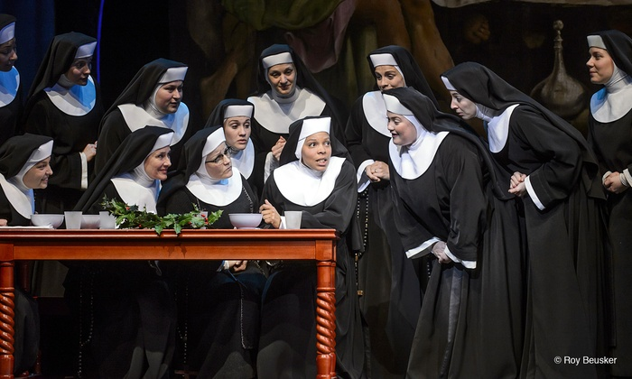 """""""Sister Act"""" - DuPont Theatre: """"Sister Act"""" at DuPont Theatre on October 14, 15, or 16   (Up to 54% Off)"""