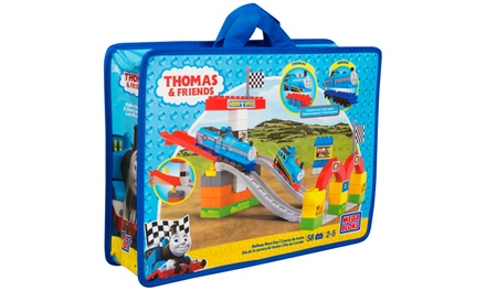 Mega Blocks Thomas and Friends Railway Race Day