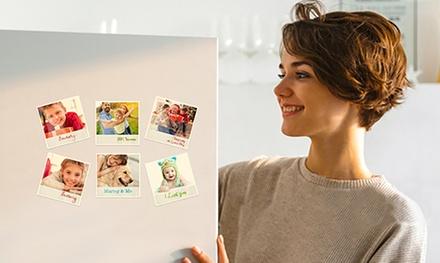Magnets photos personnalisables