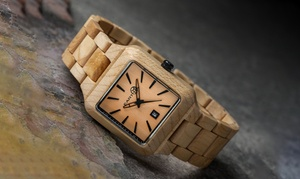 Earth Wood Unisex Watches Arapaho Collection
